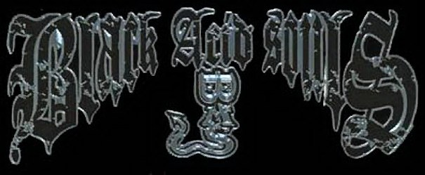 black acid souls, newmetalbands, Black Acid Souls logo