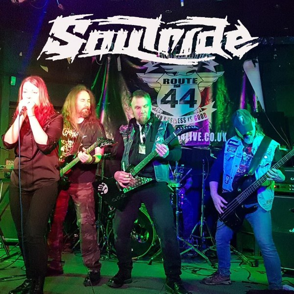 Soulride, heavy metal, newmetalbands, band photo