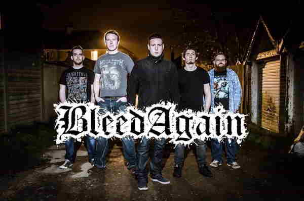 Bleed Again, new metal bands, band photo, hopfest 2019, hopfest, heavy metal, metalcore
