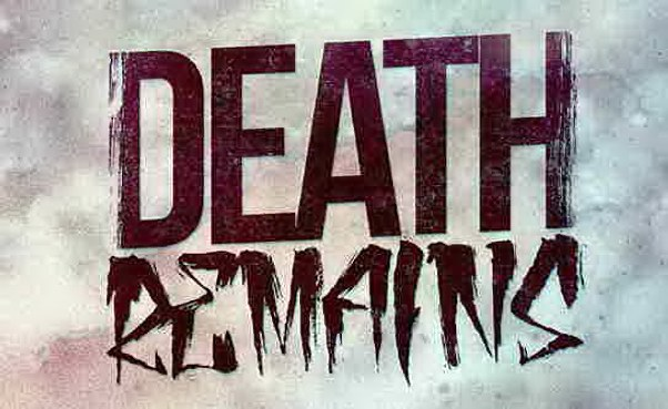 Death Remains, newmetalbands, death remains, logo, metal