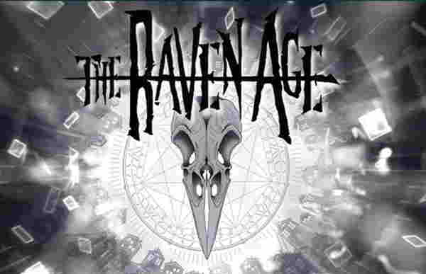 theravens age, newmetalbands, new metal bands, logo,