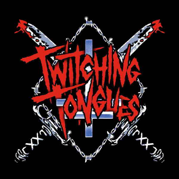 twitching tongues, logo, newmetalbands