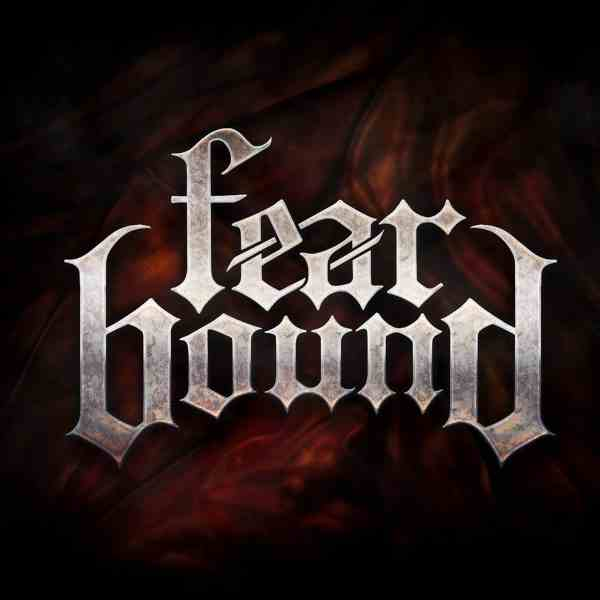Fear Bound, logo, newmetalbands