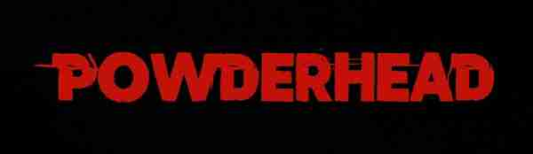 powderhead, logo, newmetalbands
