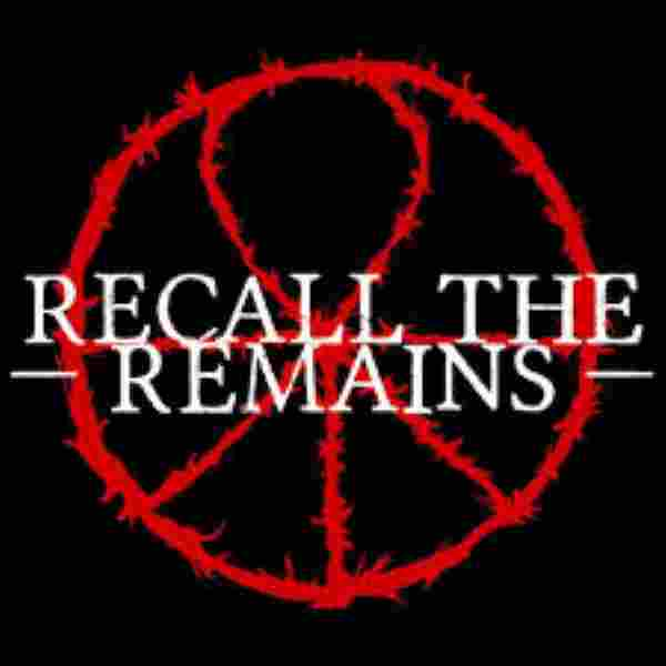 recall the remains, logo, newmetalbands